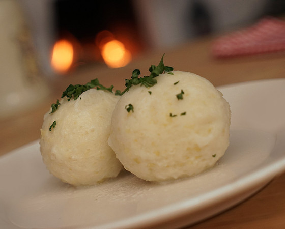Potato Dumplings – as a side dish