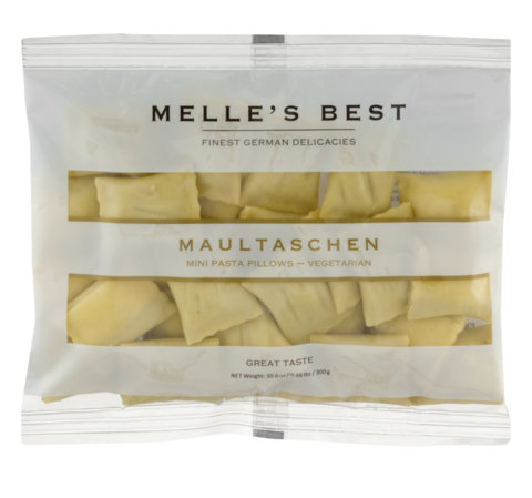 Mini Maultaschen – Mini Pasta Pillows